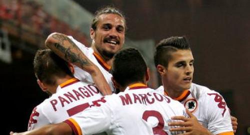 Roma show, Inter la vera anti-Juve!